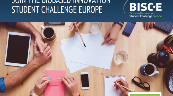 Biobased Innovation Student Challenge Europe 2021